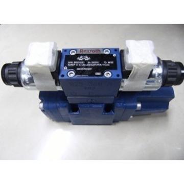REXROTH 4WE 6 TA6X/EG24N9K4 R900931562 Directional spool valves