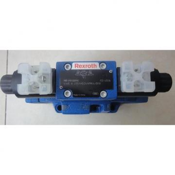REXROTH 4WE 6 D6X/EG24N9K4/B10 R900915069 Directional spool valves