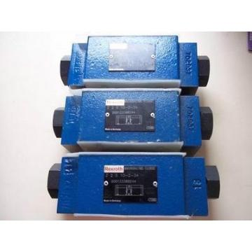 REXROTH 3WE 6 A6X/EW230N9K4 R900915672 Directional spool valves